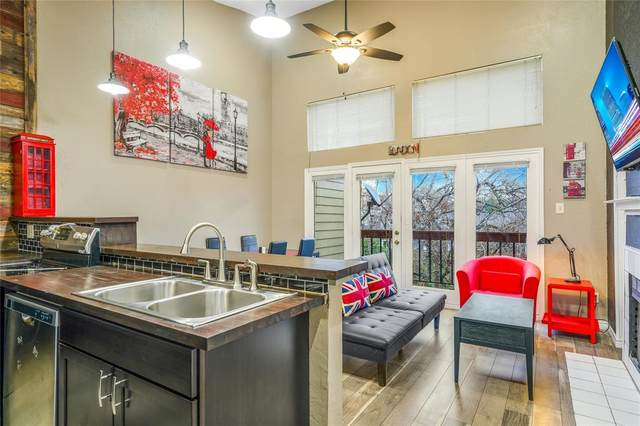 7660 Skillman Street #704, Dallas, TX 75231 (MLS #14283346) :: RE/MAX Pinnacle Group REALTORS