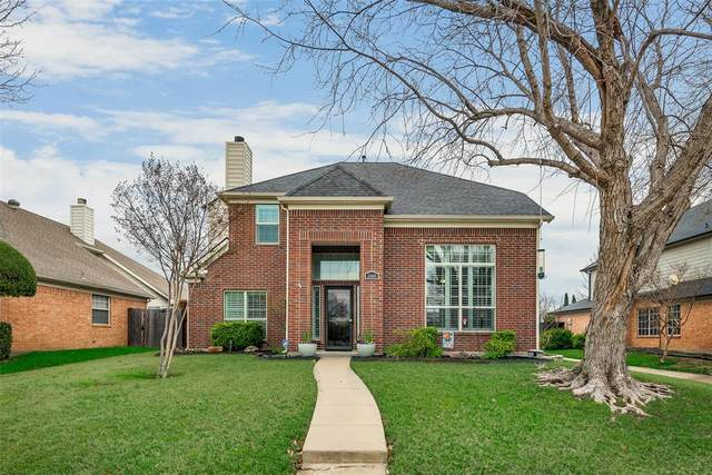 6000 Cave River Drive, Plano, TX 75093 (MLS #14283347) :: Real Estate By Design