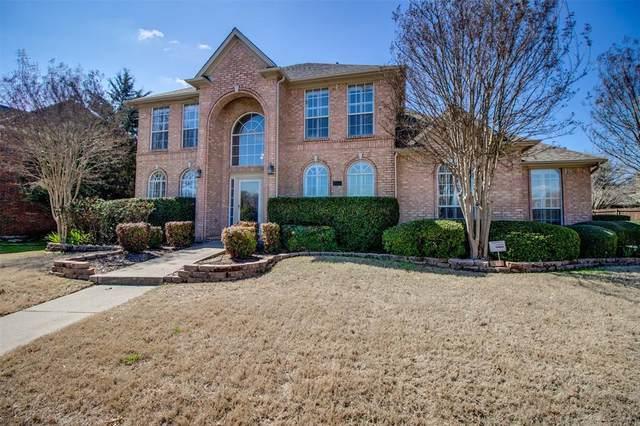 2225 Country Club Drive, Plano, TX 75074 (MLS #14283355) :: Vibrant Real Estate
