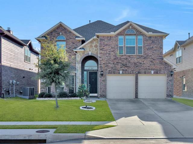 1420 Creosote Drive, Fort Worth, TX 76177 (MLS #14283357) :: Real Estate By Design