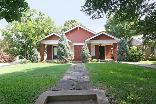 5013 Vickery Boulevard, Dallas, TX 75206 (MLS #14283358) :: Robbins Real Estate Group
