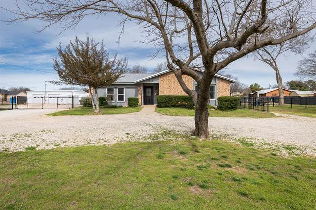805 Walnut Creek Drive, Springtown, TX 76082 (MLS #14283393) :: North Texas Team | RE/MAX Lifestyle Property