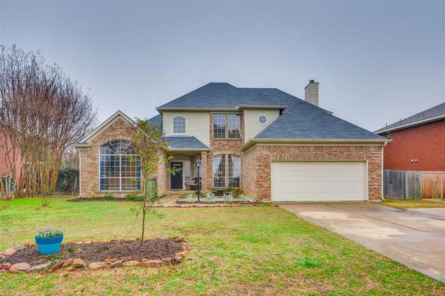 4816 Timberview Court, Flower Mound, TX 75028 (MLS #14283395) :: The Kimberly Davis Group