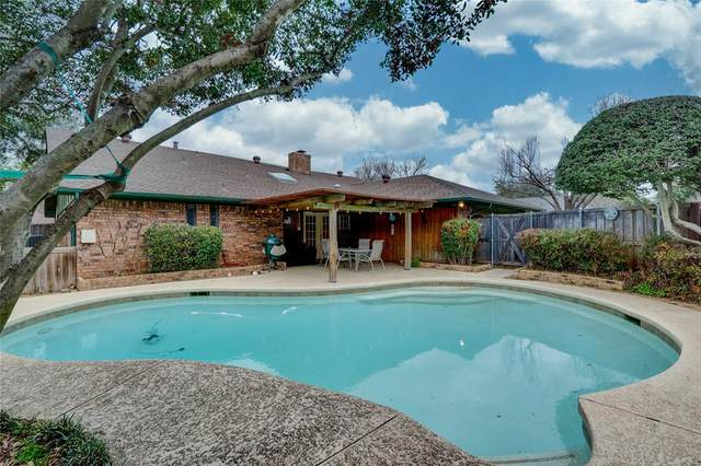 478 Medina Drive, Highland Village, TX 75077 (MLS #14283405) :: The Rhodes Team