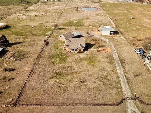 2433 Huling Road, Sanger, TX 76266 (MLS #14283409) :: Team Tiller