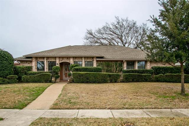 1910 Vista Oaks Drive, Carrollton, TX 75007 (MLS #14283421) :: Robbins Real Estate Group