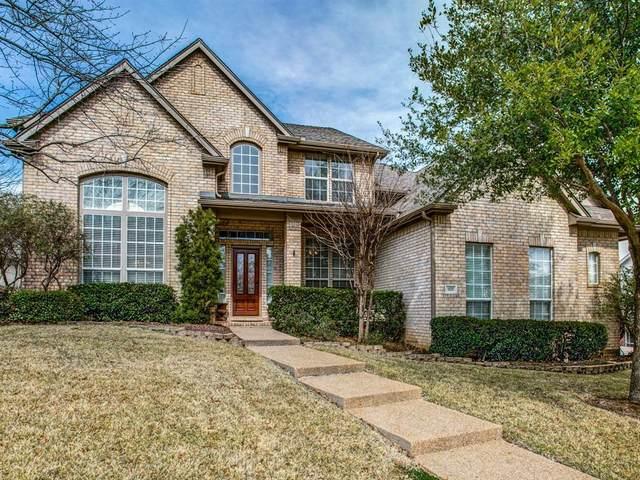1537 Hudnall Farm Road, Keller, TX 76248 (MLS #14283444) :: The Chad Smith Team