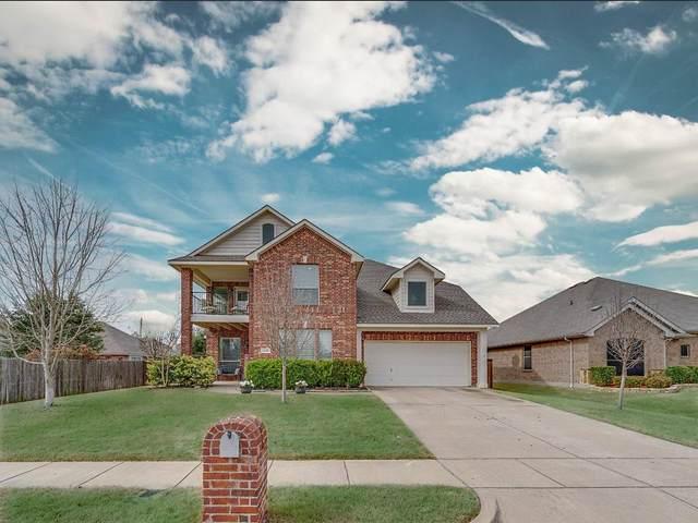 521 Westminster Drive, Midlothian, TX 76065 (MLS #14283454) :: Vibrant Real Estate
