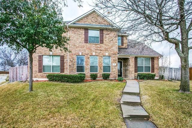 100 Rockbrook Drive, Wylie, TX 75098 (MLS #14283473) :: Vibrant Real Estate