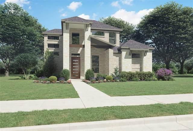 6864 Gavin Drive, Frisco, TX 75034 (MLS #14283488) :: Vibrant Real Estate