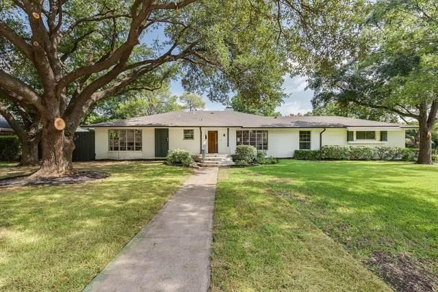 4527 Goodfellow Drive, Dallas, TX 75229 (MLS #14283505) :: The Kimberly Davis Group