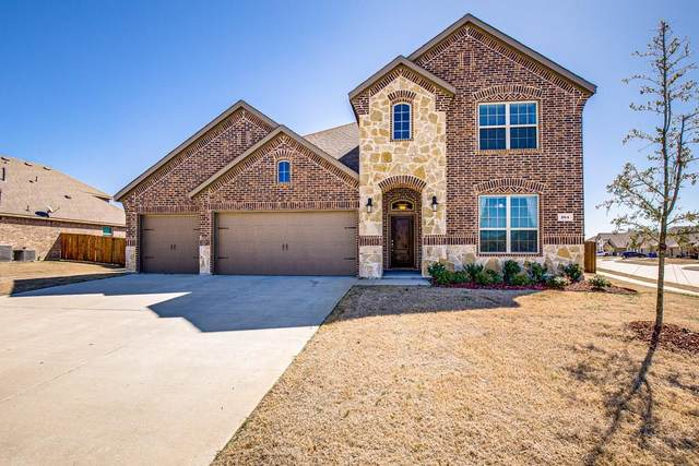 264 Palacios Place, Forney, TX 75126 (MLS #14283513) :: The Mauelshagen Group