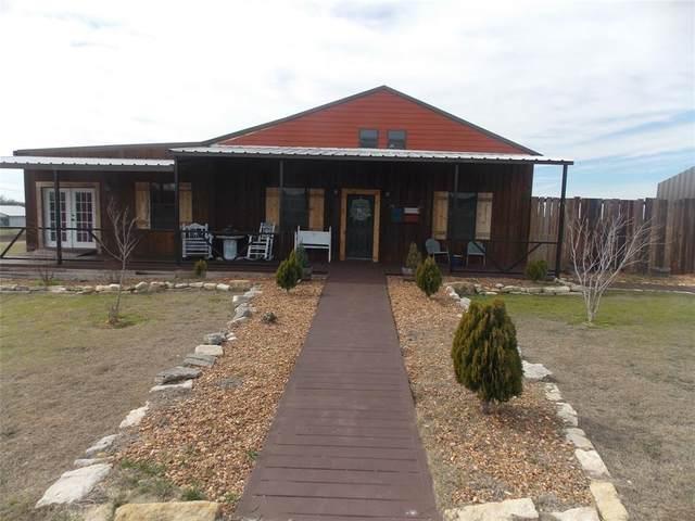 4629 Upper Denton Road, Weatherford, TX 76085 (MLS #14283516) :: The Heyl Group at Keller Williams