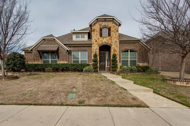 1062 Enchanted Rock Drive, Allen, TX 75013 (MLS #14283518) :: All Cities Realty