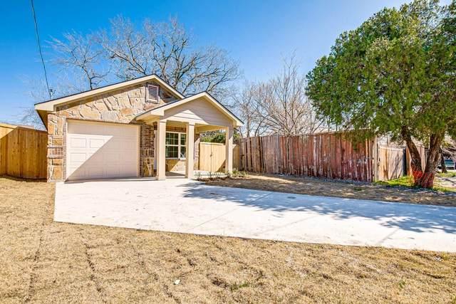 1712 Eastside Street, Garland, TX 75040 (MLS #14283520) :: Justin Bassett Realty