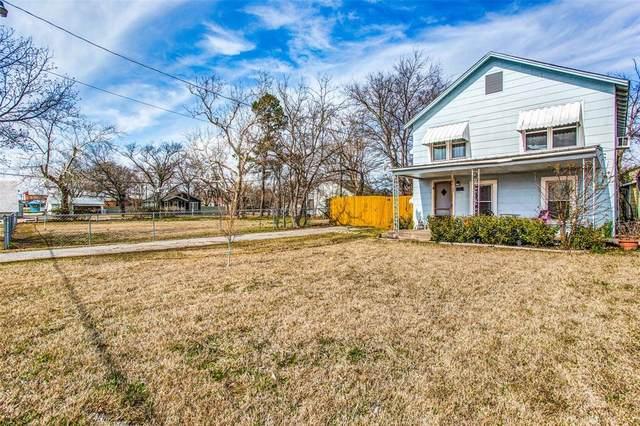 2725 W Walker Street, Denison, TX 75020 (MLS #14283524) :: Van Poole Properties Group