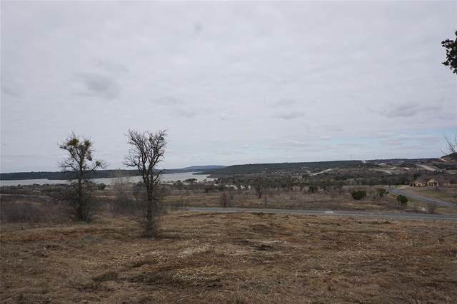 Lot 158 S Canyon Wren, Possum Kingdom Lake, TX 76449 (MLS #14283526) :: Real Estate By Design