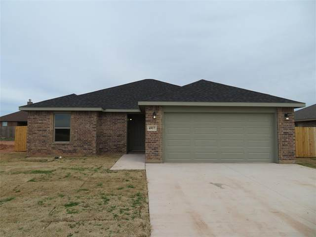 6917 Jennings Drive, Abilene, TX 79606 (MLS #14283529) :: The Kimberly Davis Group
