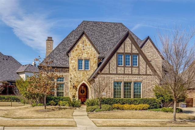 7909 Lawler Park Drive, Frisco, TX 75035 (MLS #14283557) :: The Good Home Team