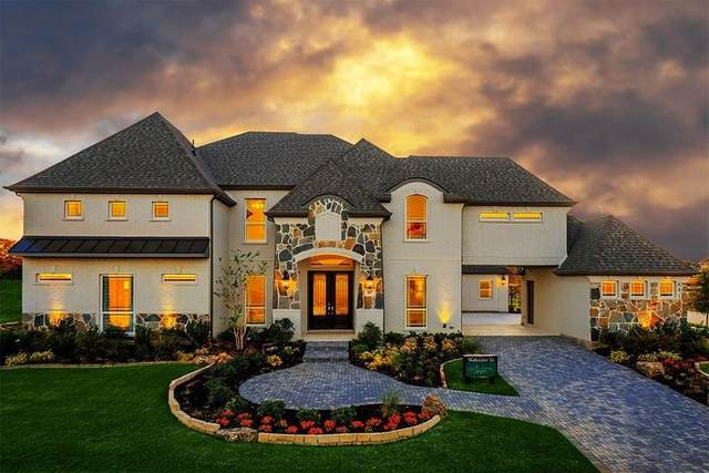 809 Tennington Lane, Shady Shores, TX 76208 (MLS #14283561) :: Ann Carr Real Estate