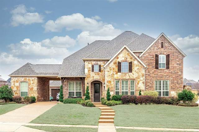 1130 Packsaddle Trail, Prosper, TX 75078 (MLS #14283578) :: The Chad Smith Team