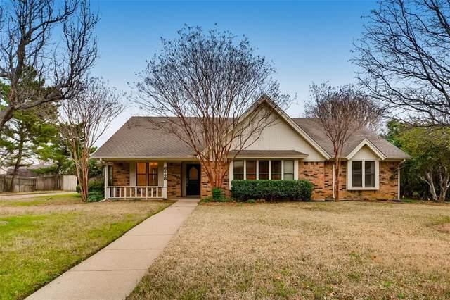 6008 Ponderosa Street, Colleyville, TX 76034 (MLS #14283587) :: The Mauelshagen Group
