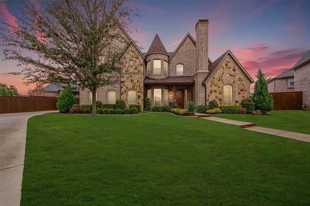 11075 Riney Court, Frisco, TX 75035 (MLS #14283619) :: Vibrant Real Estate