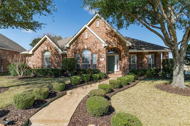 501 Water Oak Drive, Garland, TX 75044 (MLS #14283638) :: The Good Home Team