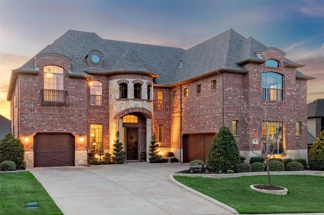 1712 Sterling Trace Drive, Keller, TX 76248 (MLS #14283643) :: Team Hodnett