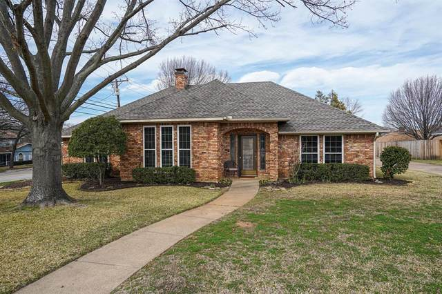 3124 Sweet Briar Street, Grapevine, TX 76051 (MLS #14283647) :: The Mitchell Group