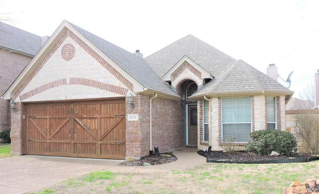 2111 Portwood Way, Fort Worth, TX 76179 (MLS #14283685) :: Trinity Premier Properties