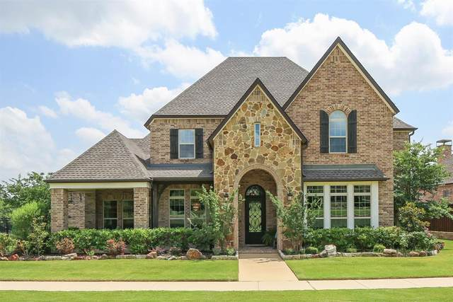1351 Hamilton Green, Allen, TX 75013 (MLS #14283694) :: The Kimberly Davis Group