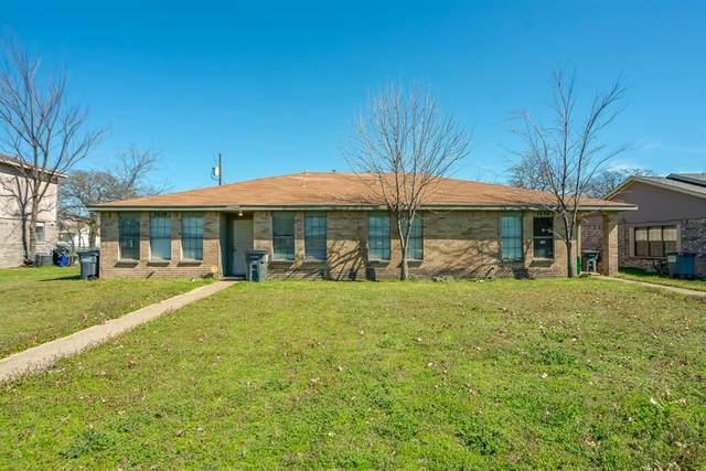 2628 Cottonwood Lane, Balch Springs, TX 75180 (MLS #14283711) :: The Chad Smith Team