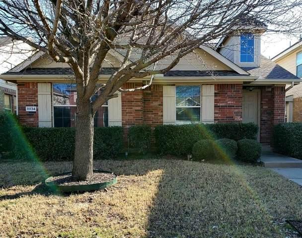 8834 Stewart Street, Cross Roads, TX 76227 (MLS #14283737) :: North Texas Team | RE/MAX Lifestyle Property