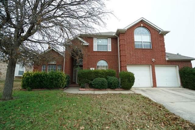 311 Fort Edward Drive, Arlington, TX 76002 (MLS #14283763) :: The Good Home Team