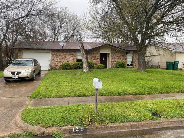 125 Yorkshire Drive, Cedar Hill, TX 75104 (MLS #14283766) :: The Mauelshagen Group