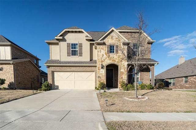 5704 Fremont Drive, Mckinney, TX 75071 (MLS #14283768) :: The Good Home Team