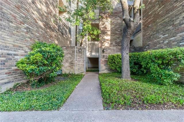 7340 Skillman Street #1010, Dallas, TX 75231 (MLS #14283778) :: The Mauelshagen Group