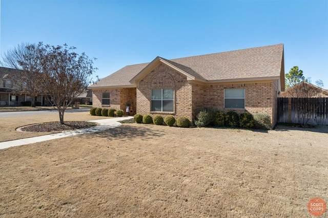 2709 Asbury Street, Brownwood, TX 76801 (MLS #14283804) :: The Kimberly Davis Group