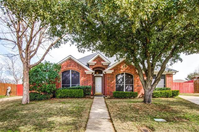 1333 Utica Lane, Lewisville, TX 75077 (MLS #14283828) :: The Real Estate Station