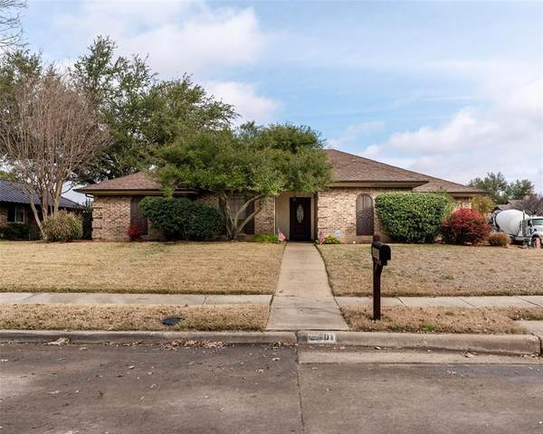 2401 Belmont Place, Plano, TX 75023 (MLS #14283829) :: The Heyl Group at Keller Williams