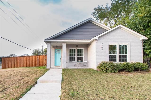 2703 Hillglenn Road, Dallas, TX 75228 (MLS #14283831) :: Vibrant Real Estate