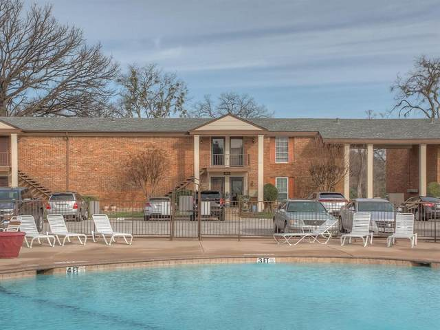 4040 Ridglea Country Club Drive #1102, Fort Worth, TX 76126 (MLS #14283839) :: Team Tiller