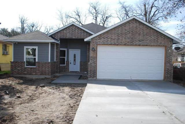 1210 E Arlington Avenue, Fort Worth, TX 76104 (MLS #14283850) :: Ann Carr Real Estate