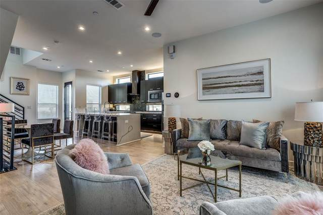 2000 Park Avenue #111, Dallas, TX 75215 (MLS #14283863) :: The Good Home Team