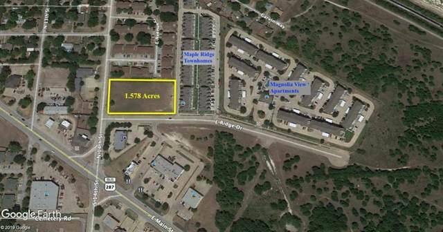 00 N 14th Street, Midlothian, TX 76065 (MLS #14283866) :: Justin Bassett Realty