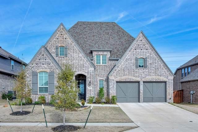 1105 Highpoint Way, Roanoke, TX 76262 (MLS #14283872) :: The Good Home Team
