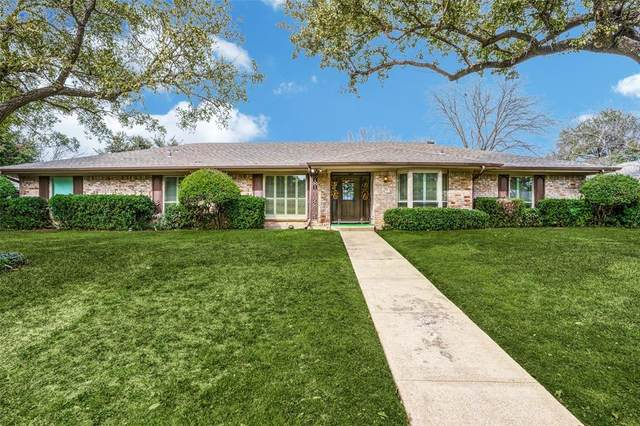 4127 Shady Bend Drive, Dallas, TX 75244 (MLS #14283882) :: Trinity Premier Properties