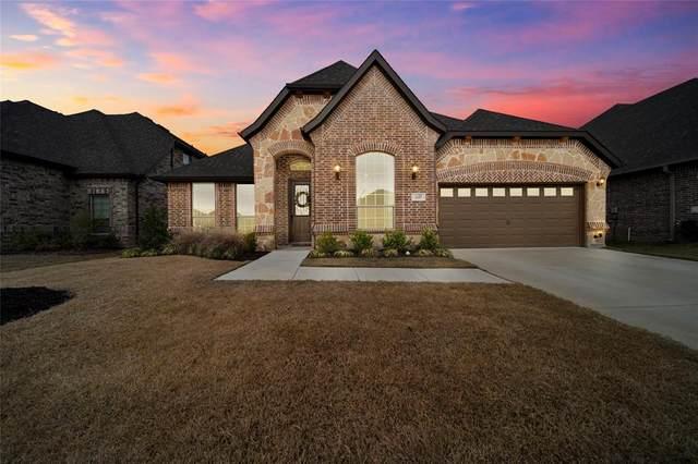 337 Strait Lane, Waxahachie, TX 75165 (MLS #14283892) :: Vibrant Real Estate