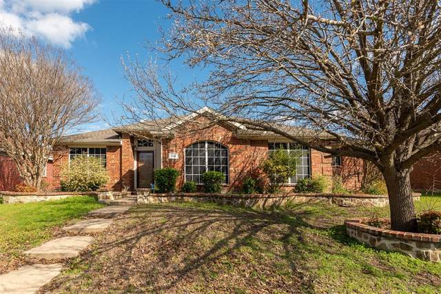 218 Balsam Grove Lane, Desoto, TX 75115 (MLS #14283894) :: The Sarah Padgett Team